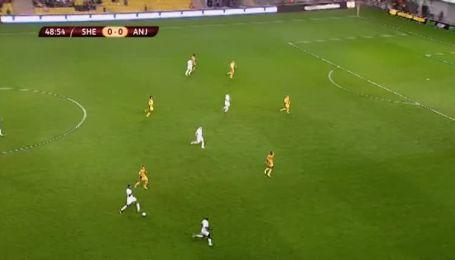Шериф - Анжи - 0:0. Відео матчу