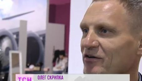 Олег Скрипка определился с ценами на свою коллекцию одежды