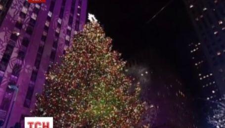 США официально начали праздновать Рождество