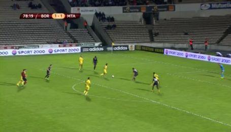 Бордо - Маккабі Тель-Авів - 1:2. Відео голу Міхи