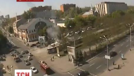 Днепропетровский террорист открещивается от того, что устраивал взрыв