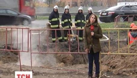 Рятувальні служби провели навчальне тренування