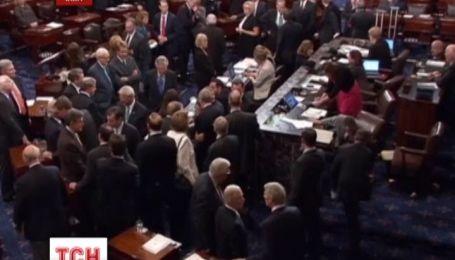 Сенат США схвалив бюджетний компроміс
