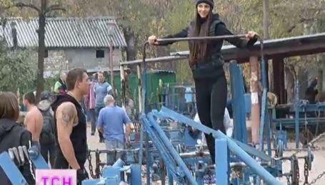 Владимир Самсоненко поменял роскошный фитнес-центр на дикий тренажерный парк в Гидропарке