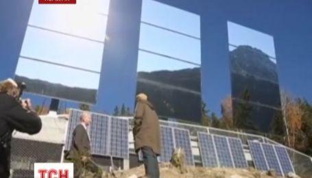У Норвегії встановили штучне сонце