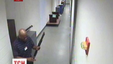 ФБР оприлюднило відео з камер спостереження, що зафіксували криваву бійню у Вашингтоні