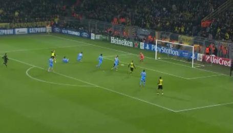 Боруссия - Наполи - 3:1. Видеоанализ
