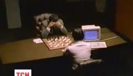 Disney екранізує історію шахової партії між Каспаровим і IBM