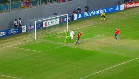 ЦСКА - Манчестер Сити - 1:2. Видео матча