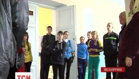 На Хмельнитчине преподавателя обвиняют в сквернословии и избиении