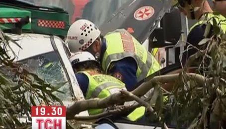 Внезапная стихия нанесла немалый ущерб Австралии