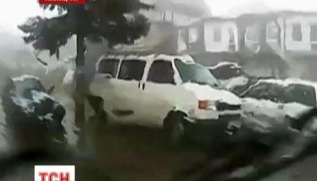 Ураган на Львовщине обошелся в миллион гривен