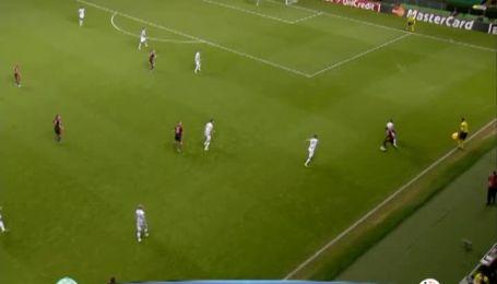 Селтик - Аякс - 2:1. Видео матча