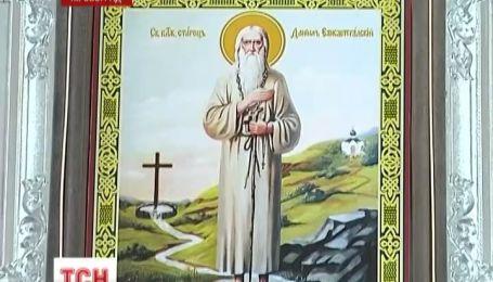 У Кіровограді з'явився перший святий