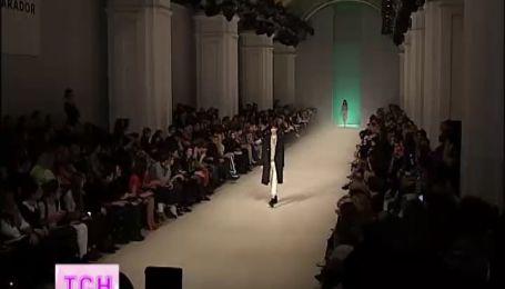 """В """"Художественном арсенале"""" открылась Украинская неделя моды"""