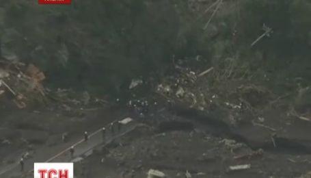Тайфун овладел Японией, по меньшей мере 14 человек погибли, более полсотни пропали без вести