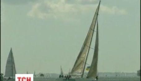 Украинцы планируют вернуться в большой яхтенный спорт