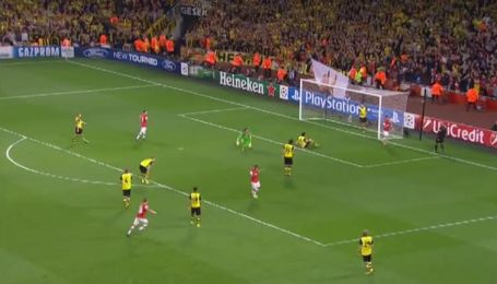 Арсенал - Боруссія Дортмунд - 1:1. Відео голу Жиру