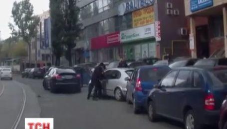 Милиция до сих пор не раскрывает подробности стрельбы в центре Киева