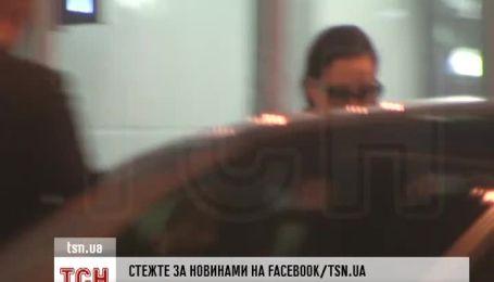 Шикарная Дита фон Тиз прибыла в Киев