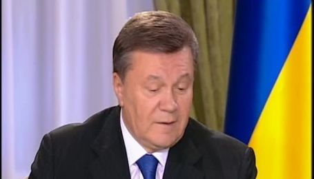Президент рассказал, что имел три встречи с российским президентом