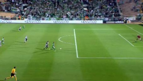 Маккаби Хайфа - ПАОК - 0:0. Видео матча