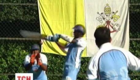 В Ватикане открылся первый в истории апостольской столицы крикет-клуб