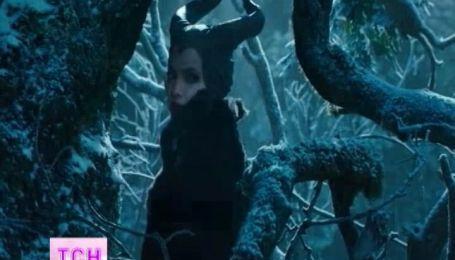 """""""Дисней"""" показали, как будет выглядеть Анджелина Джоли в роли колдуньи Малефисент"""