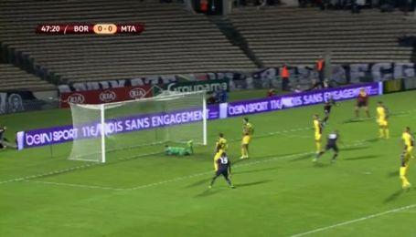 Бордо - Маккабі Тель-Авів - 1:0. Відео голу Жуссі