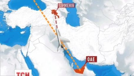 Пасажир рейсу ОАЕ-Україна помер на борту літака