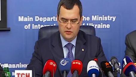 """У складанні списків """"ворогів Євромайдану"""" є склад злочину - Захарченко"""