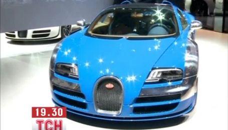 Найкращі у світі виробники авто класу люкс представили сотню нових моделей в Дубай