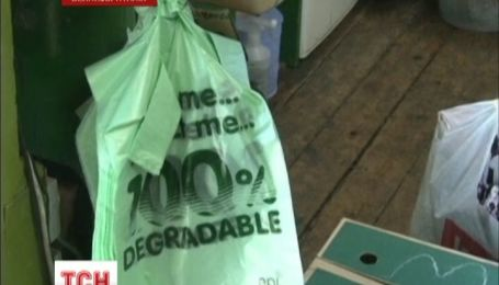 У Британії планують запровадити подати на пластикові пакети