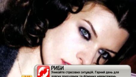 Йовович спела на украинском