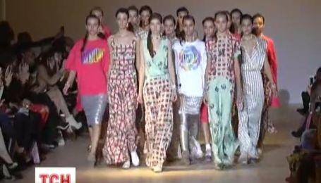 Стартовала Украинская неделя моды