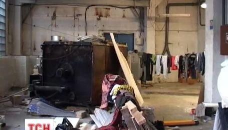 В Киеве милиция накрыла подпольный цех по изготовлению лавашей