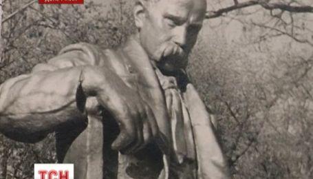 На Донеччині вирішили викопати Кобзаря з-під землі