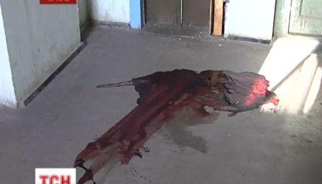 В Чернигове суд отпустил домой мужчину, который расстрелял своего соседа