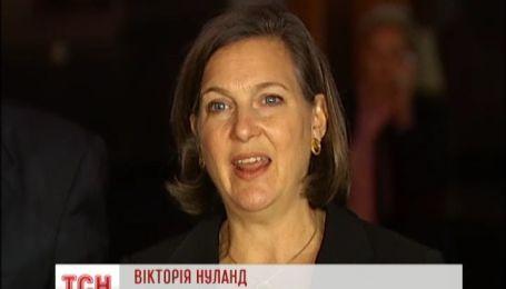 США призывают украинское руководство преодолеть последние шаги на пути к соглашению с Европой