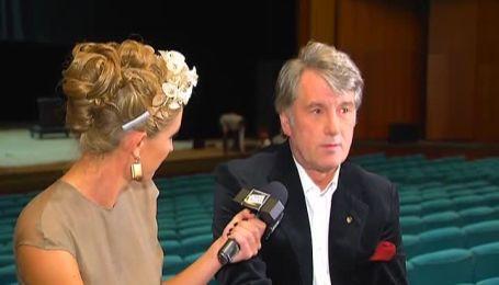 Ющенко рассказал о наказании для своих детей