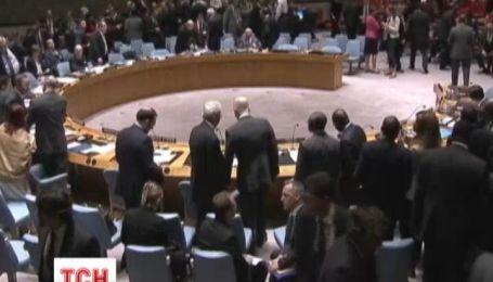 Рада Безпеки ООН ухвалила резолюцію щодо Сирії