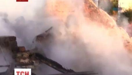 В Крыму пожар лишил жилья 65 человек