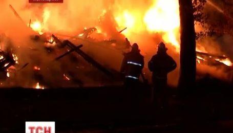 На Луганщине во время ночного пожара погибла мать с двумя детьми