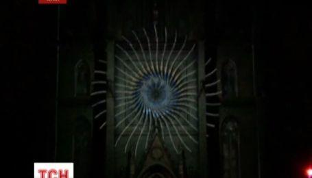 У столиці Чехії стартував фестиваль світла