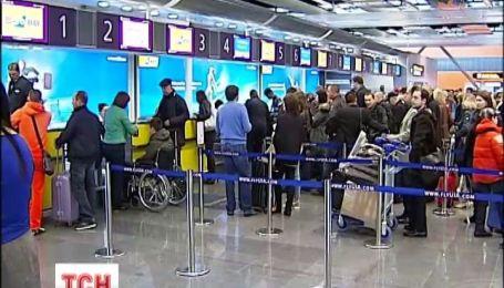"В аэропорту ""Борисполь"" нашли радиоактивный багаж"