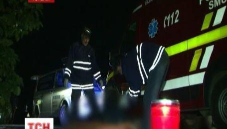 В аварии автобуса в Румынии погибли 2 украинца, другие ранены