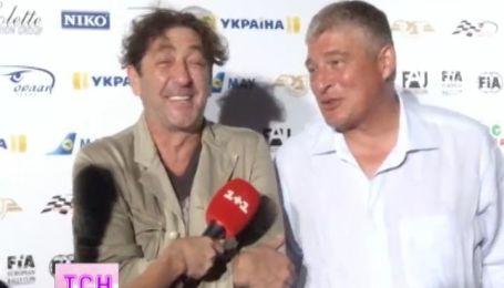Лепс дал откровенное интервью журналистам ТСН.Особливе