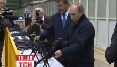 """Путін вимагає озброєння """"краще, ніж у потенційного противника"""""""