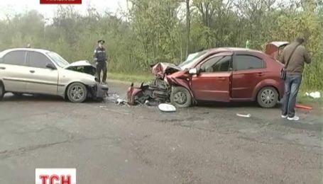 Одна людина загинула в аварії  поблизу Миколаєва
