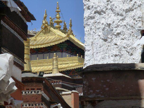Пять цветов Тибета. Часть 1